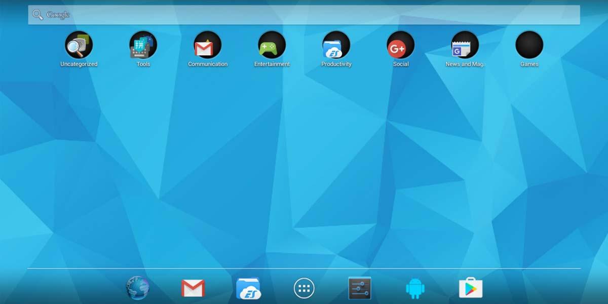 Emulador Android™ para PC Andy OS
