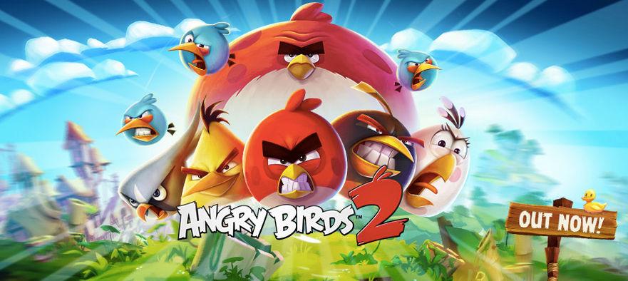 Angry Birds 2 Todos los pájaros y sus habilidades