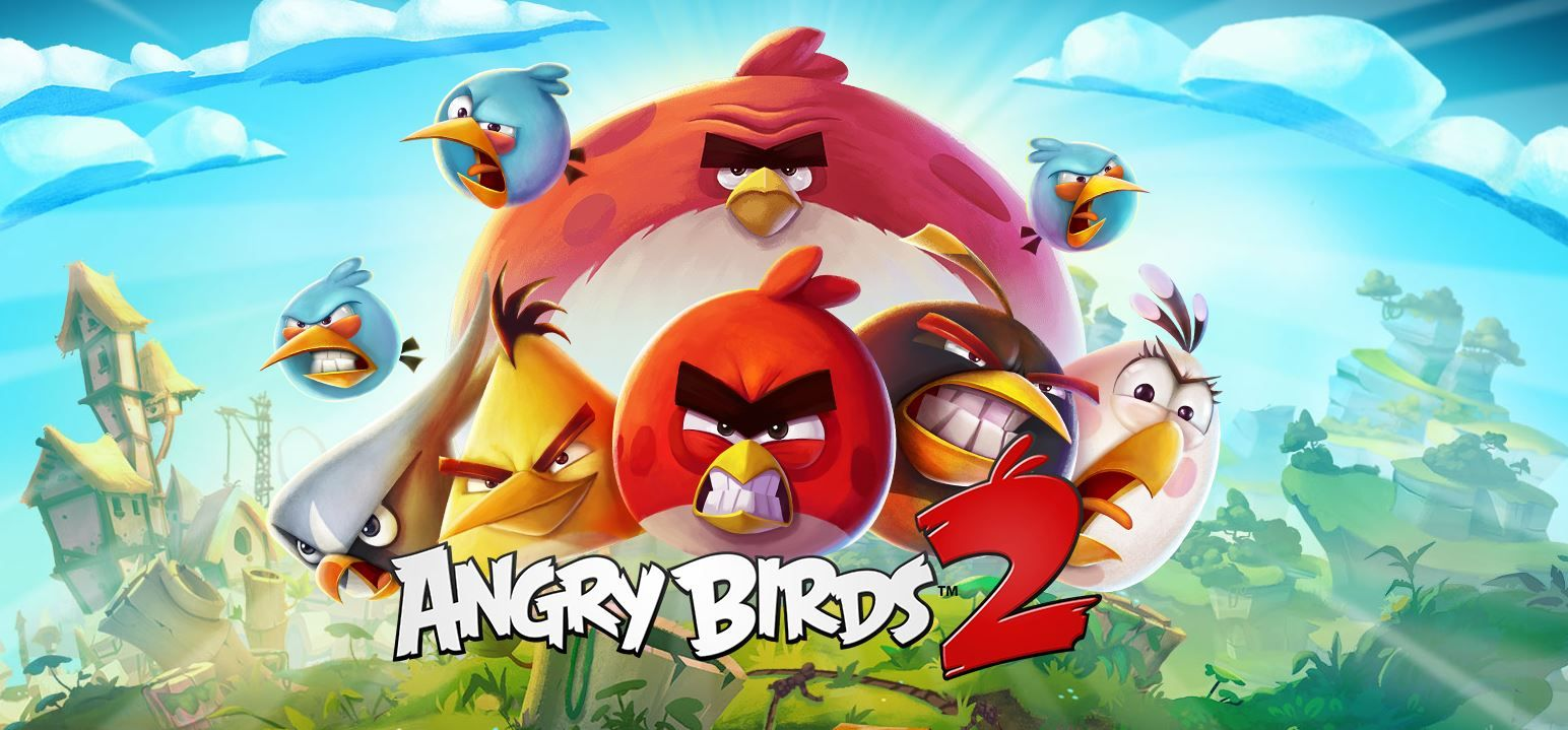 Angry Birds 2 lanzamiento
