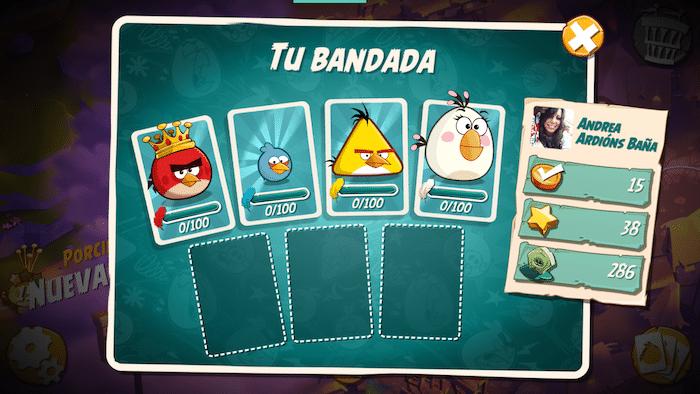 Angry Birds 2 pájaros y sus habilidades