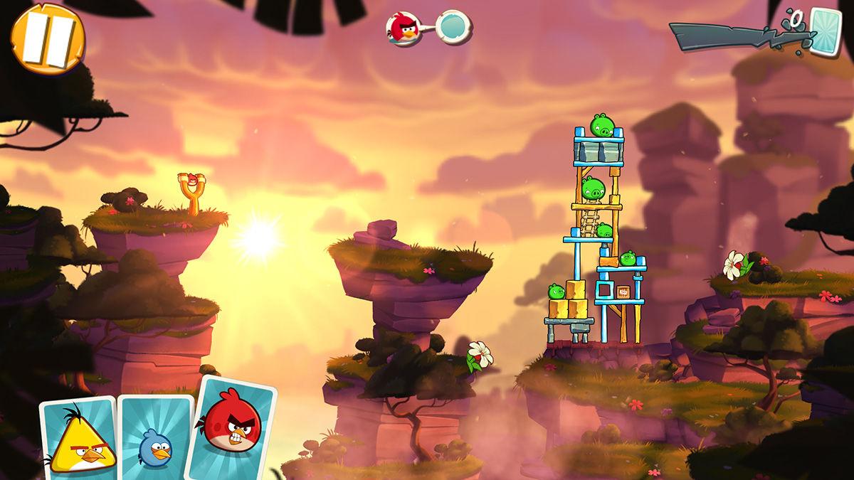 Angry Birds 2 trucos y consejos