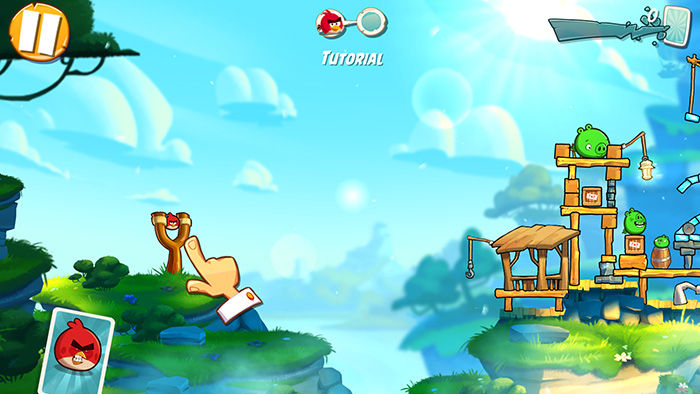 Angry Birds 2 trucos
