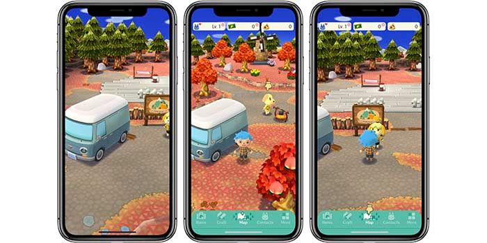 Animal Crossing para Android e iOS