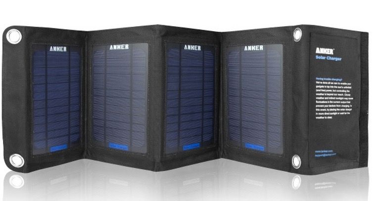 Anker 14W Cargador Solar