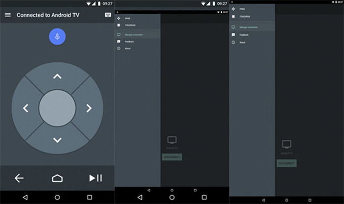 Anroid TV Remote Control para Android