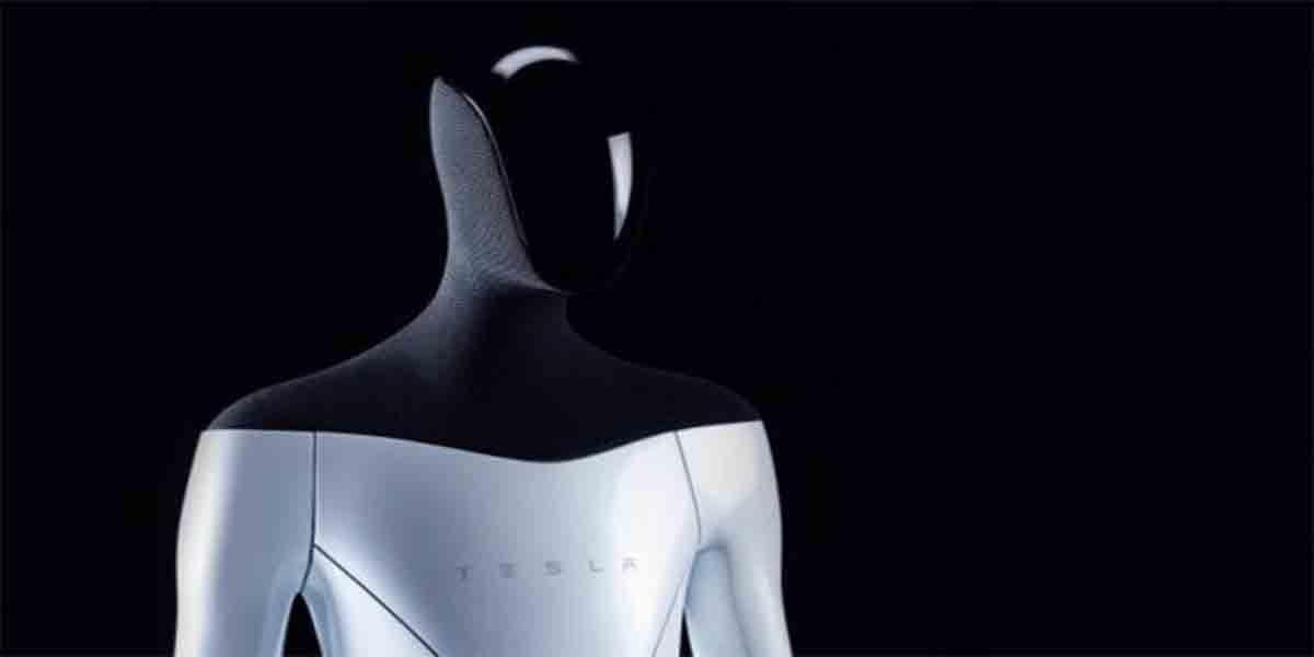 Anuncio Tesla Bot robot