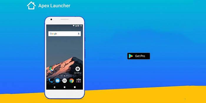 Apex Launcher Pro es gratis