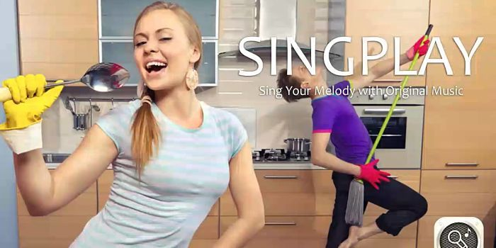 Aplicación SingPlay