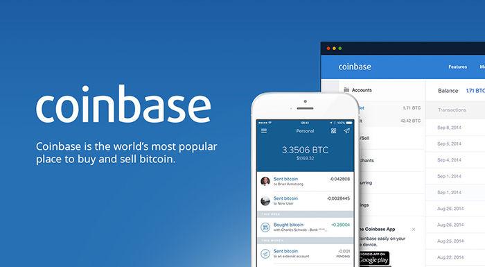 Aplicacion Coinbase