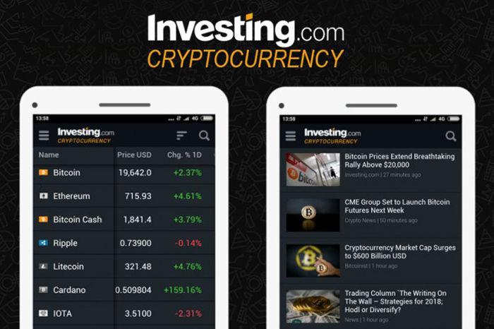 Aplicacion Investing