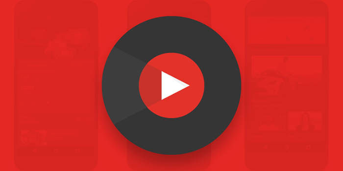 Aplicacion YouTube Music