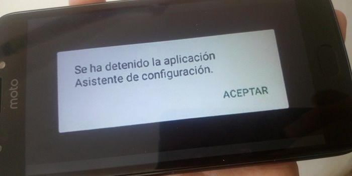 Como Solucionar Error Aplicacion De Configuracion Se Detuvo En Android