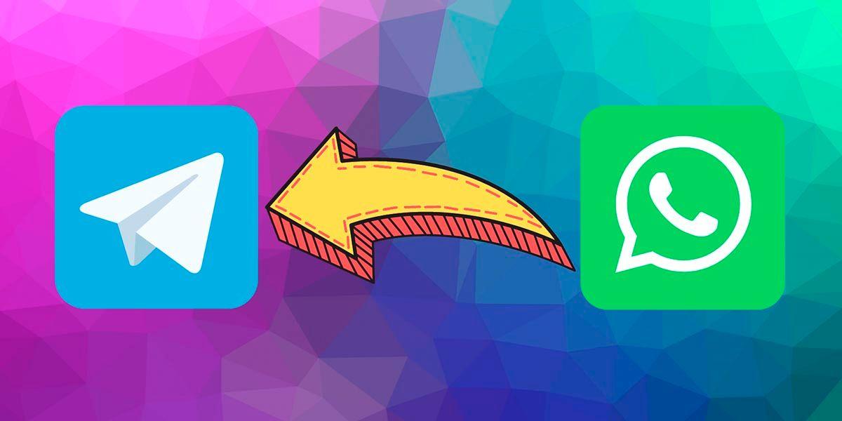 Aplicacion para pasar los stickers de WhatsApp a Telegram y viceversa
