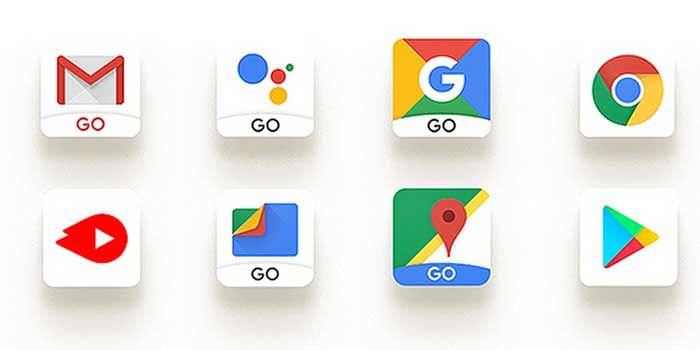 Aplicaciones Android Oreo Go Edition