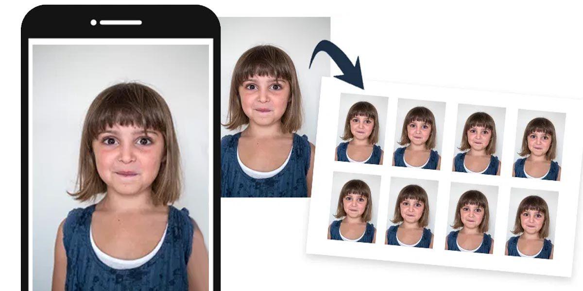 Aplicaciones de Android para hacer fotos de tamaño carnet