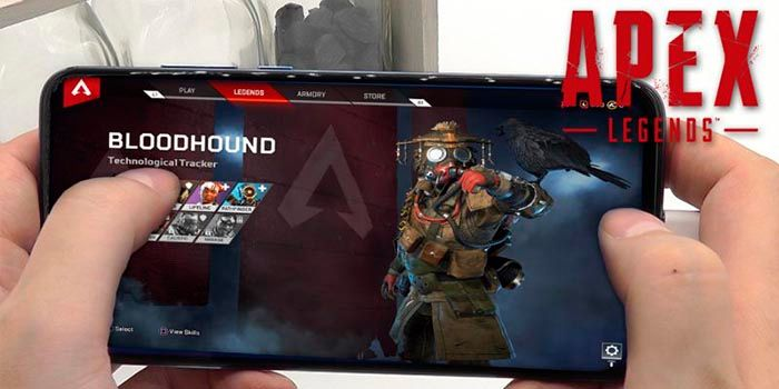 Aplicaciones falsas de Apex Legends
