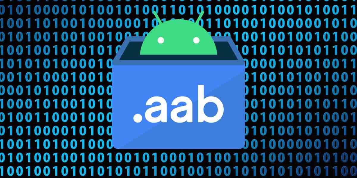 Aplicaciones formato AAB