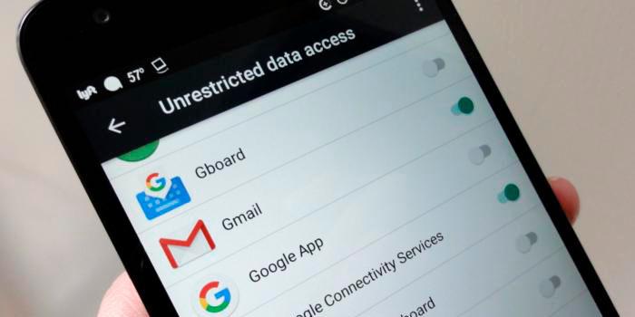 Aplicaciones para ahorrar bateria Android