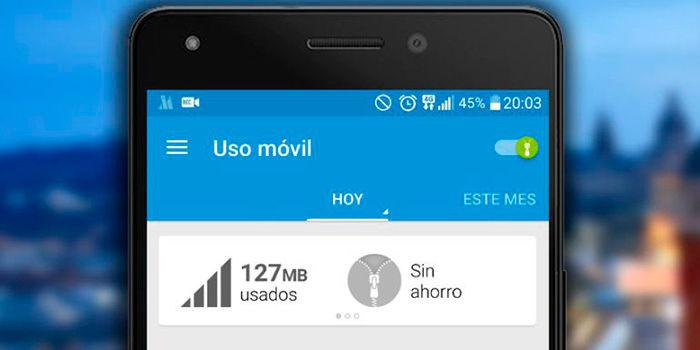 Aplicaciones para ahorrar datos moviles