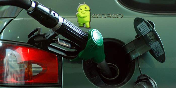 Aplicaciones para ahorrar gasolina con el movil
