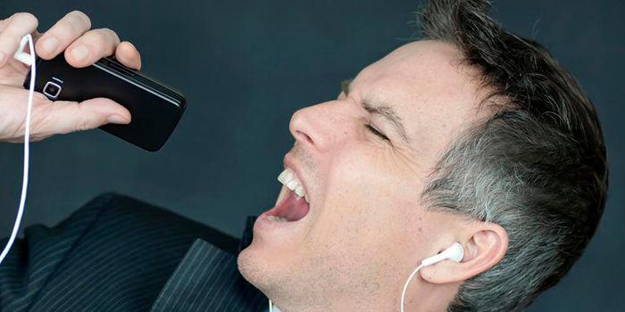 Aplicaciones para aprender a cantar con el móvil