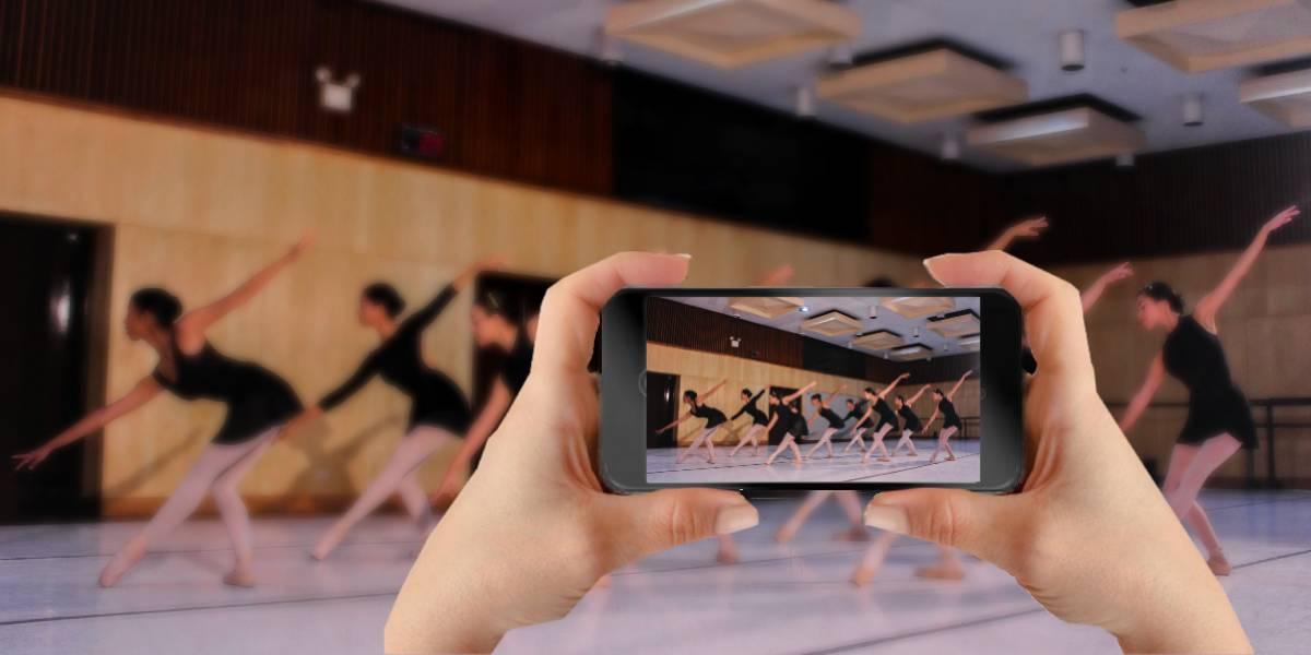 Aplicaciones para bailarines profesionales