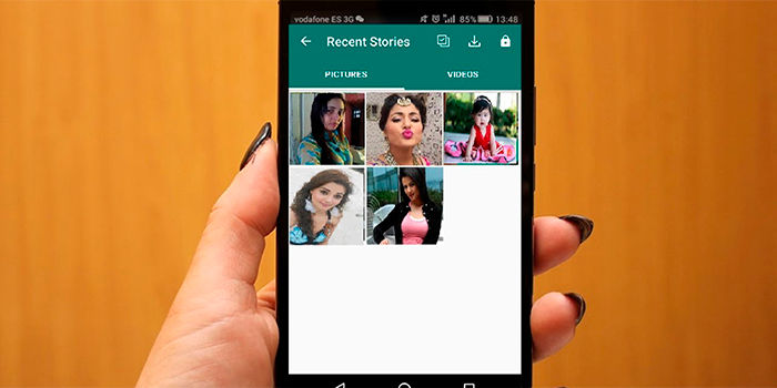 Aplicaciones para mejorar la foto de perfil de WhatsApp