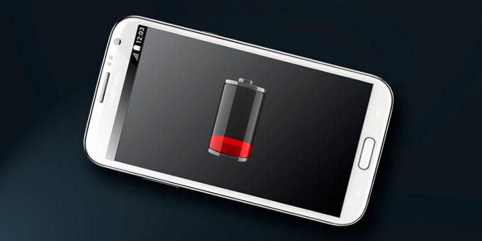 Aplicaciones que mas bateria consumen en android