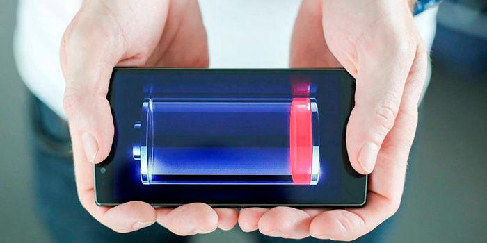 Aplicaciones que mas bateria gastan