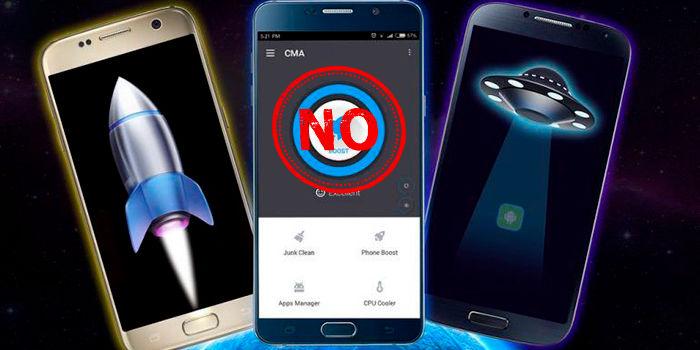 Aplicaciones que no debes instalar en android