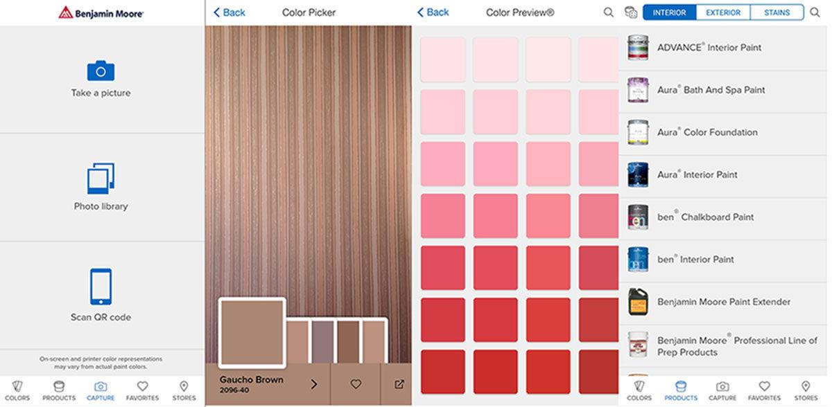 App Color Capture