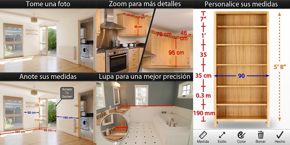 App Photo Measures Lite