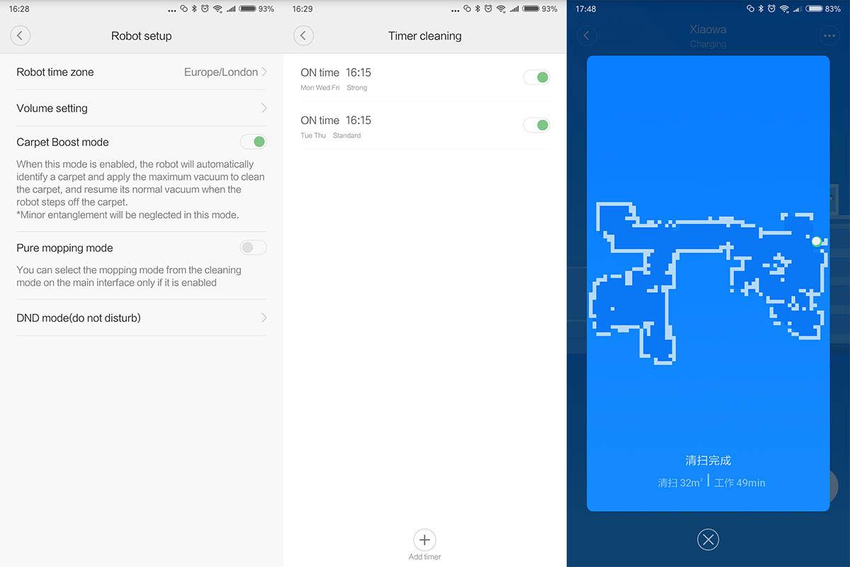 App de Xiaomi Xiaowa