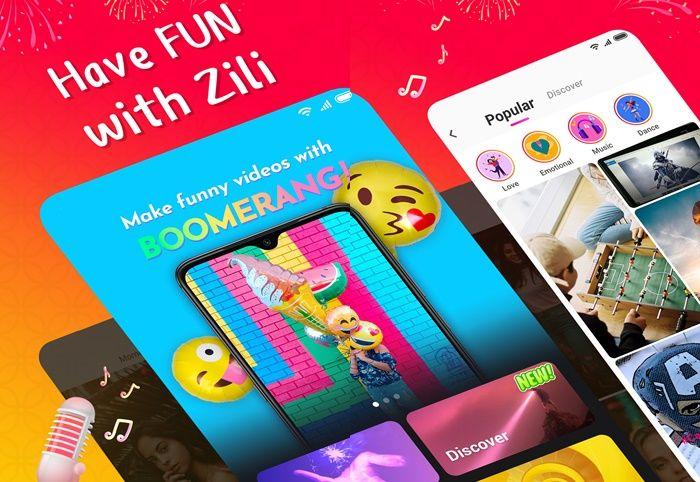 App de Xiaomi para crear videos cortos
