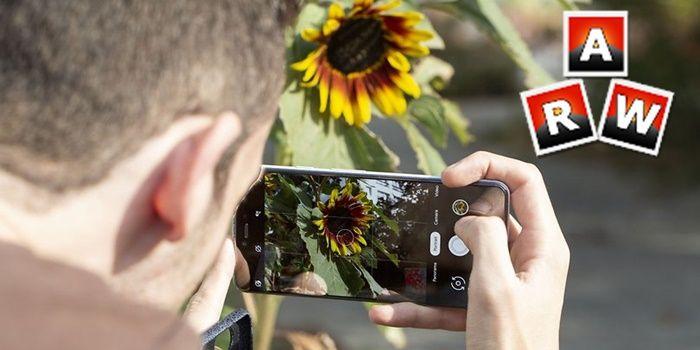 App para ver fotos en formato RAW desde Android