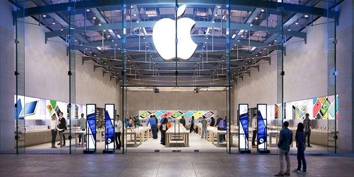 Apple Store desalojada