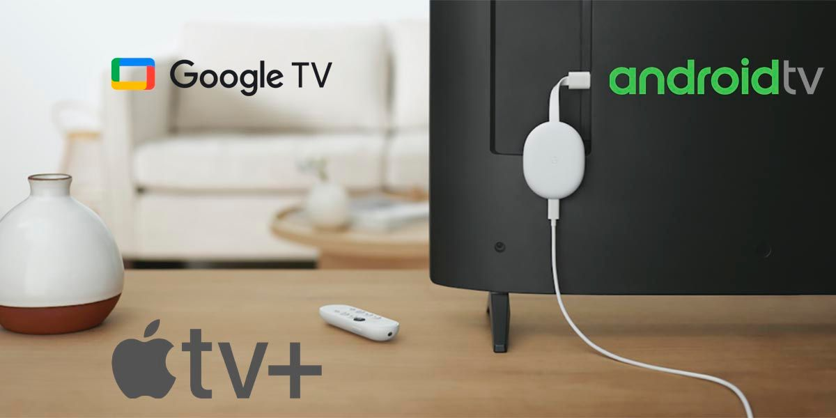 Apple TV llega a Google TV y Android TV