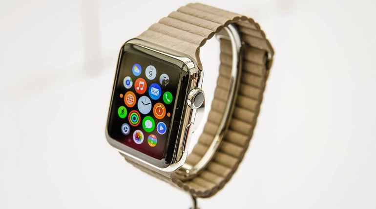 Apple Watch de Oro