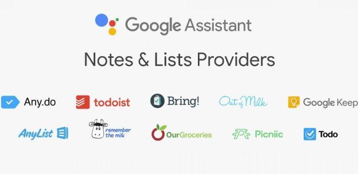 Apps de terceros integradas con Google Assistant