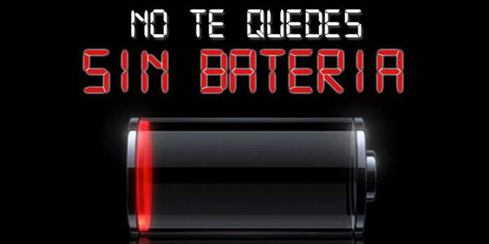 Apps gastan mucha bateria