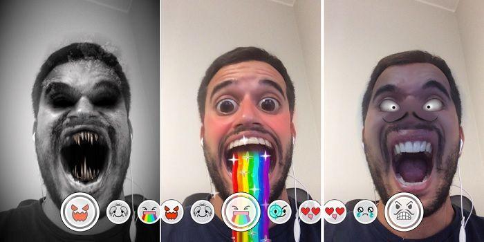 Apps máscaras especiales para Android