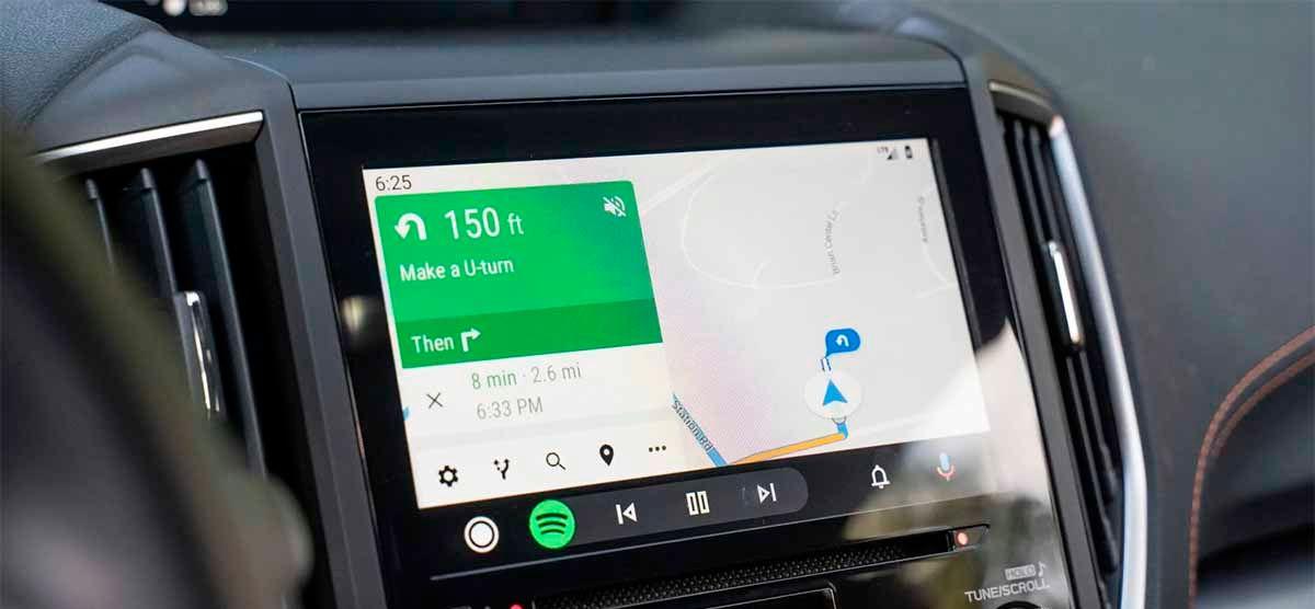Apps navegación Google conducir izquierda
