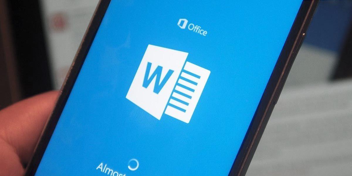 Cómo abrir y editar documentos de Microsoft Word desde tu smartphone Android