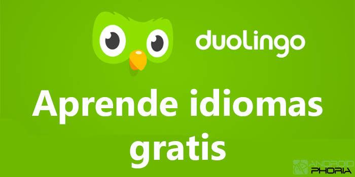 Aprende idiomas gratis