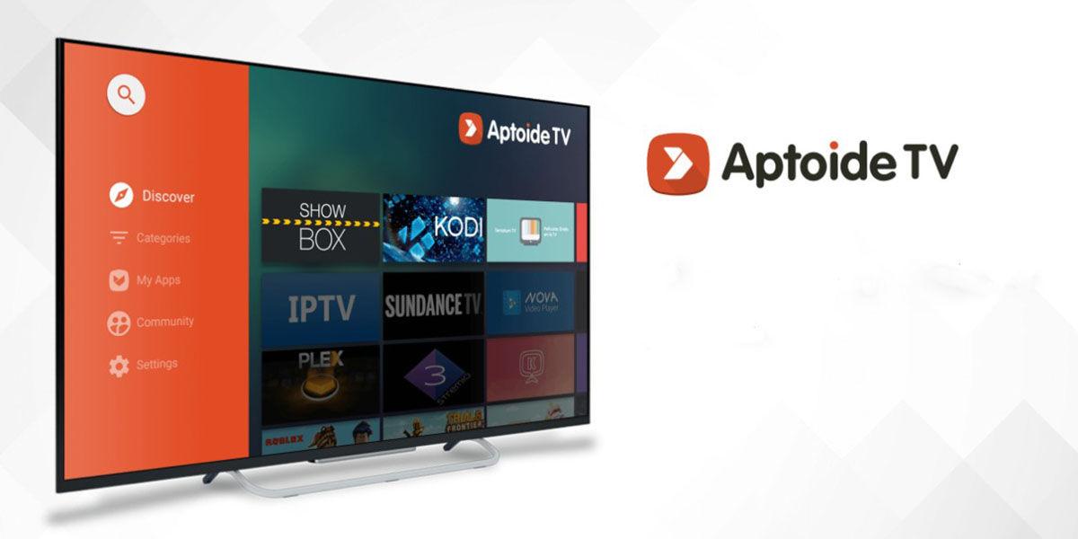 Aptoide TV apk Android TV