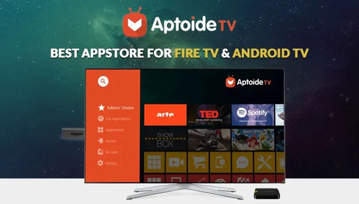 Aptoide tienda alternativa Android TV