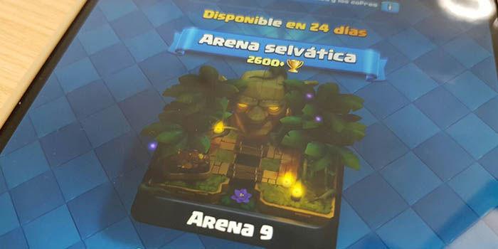arena-selvatica-clash-royale