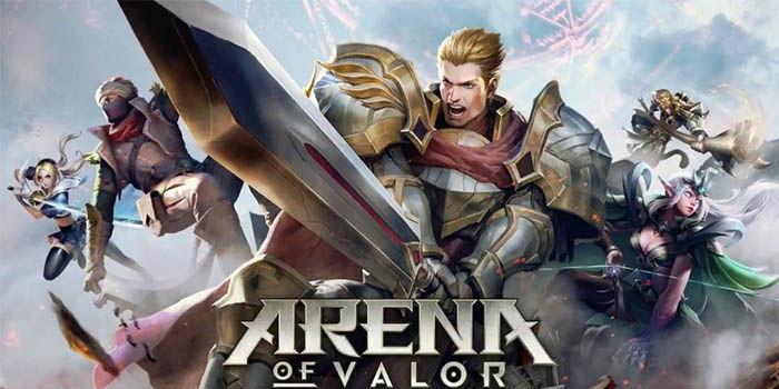 Arena of Valor ya esta disponible en USA