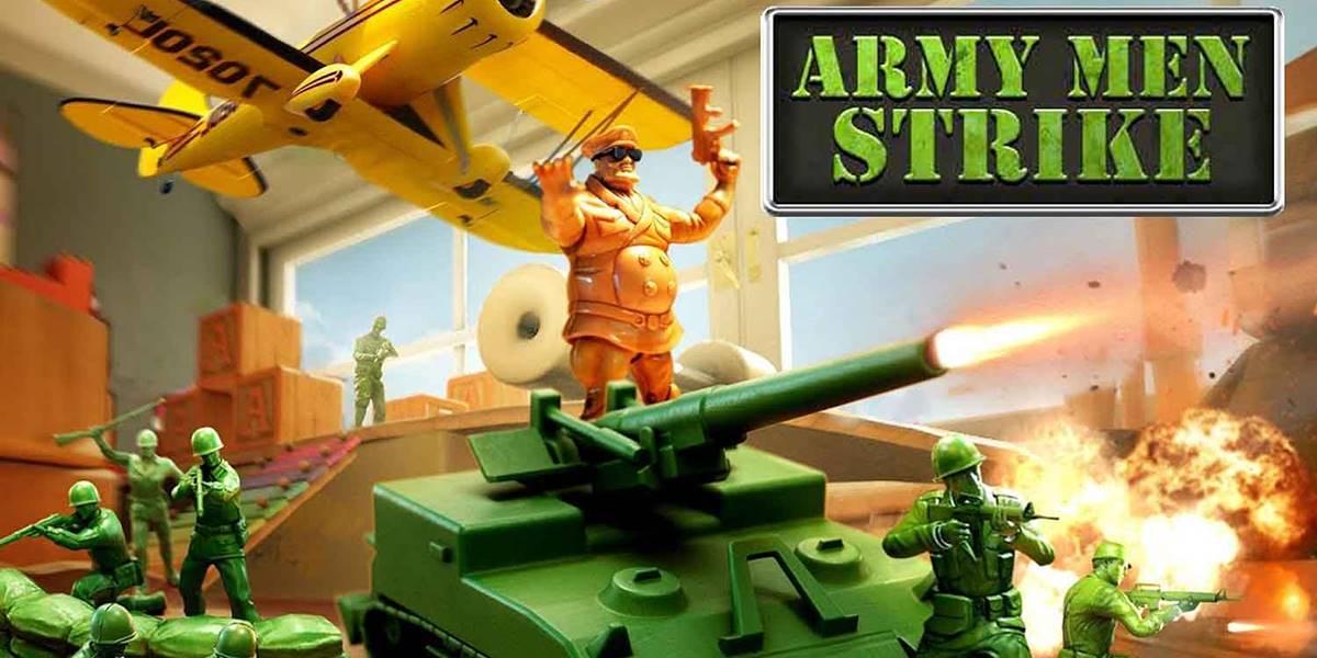 Army Men Strike consejos