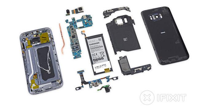 Arreglar Galaxy S7